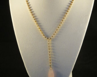 The Tickled Pink Necklace