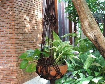 Hanging planter in Simplex series  Model Y