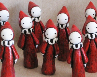 Little Red Poppet-Lisa Snellings