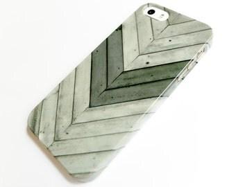 iPhone 6 Case Plastic iPhone Case, Wooden Chevron iPhone 5S Case, , Galaxy  / S6, Wood Print iPhone 6 Plus Case