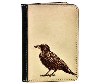 Edgar Allen Poe Journal - Raven Nevermore - Writer's Notebook - Gift for English Graduates - Poetry Journal