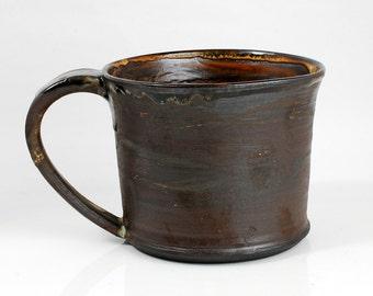 16 oz Mug Ceramic Raw Ceramic Mug Large
