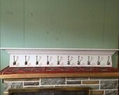 Wall Coat Rack Fancy Mantel Coat Rail
