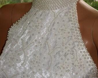 Destination Beach Bridal Gown