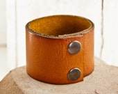 Ideas For Gifts, Leather Cuff Bracelet, Women's Bracelet Cuff, Leather Jewelry, Wristband Cuffs