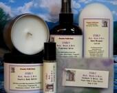 STUDLY Mens Bath Soap Gift Set - Mens Gift Set - Mens Musk, Woods & Mint Scent