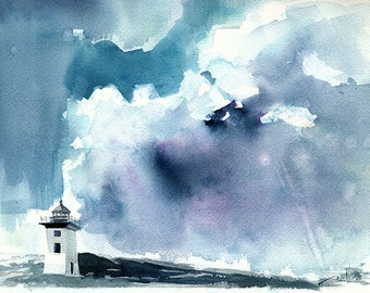 Breakwater Fine Art Limited Edition Print