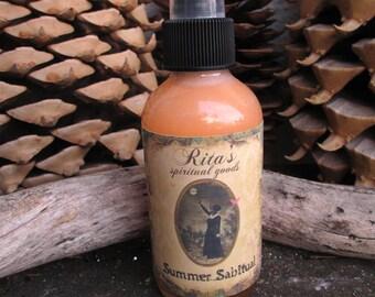 Rita's Summer Sabbitual™ Spiritual Mist - Summer Solstice - Pagan, Magic, Hoodoo, juju, Witchcraft
