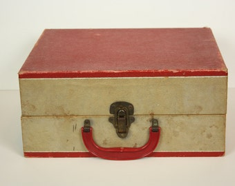 Vintage Child's Phonograph