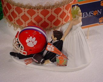 Chicago Bears Football Nfl Fan Groom Wedding By Splendorlocity