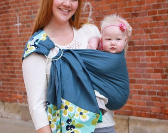 Large Doll Carrier Toy Pouch Sling Baby Doll Sling By