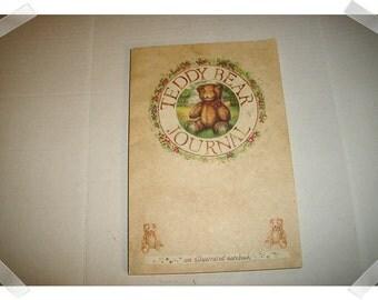 The Teddy Bear/ Hardcover Craft Book/1983*