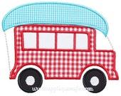 452 Canoe Wagon Machine Embroidery Design