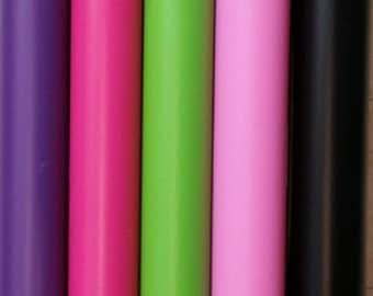 "5 rolls - 12""x5' mini rolls  Adhesive VINYL for your CRICUT Expression - crafts - scrapbooking etc"