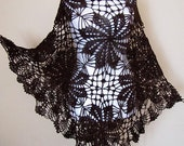 Light and Lacy Summer Poncho Beach Cover Up