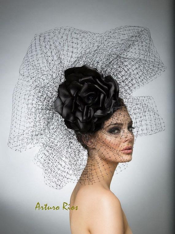 High Fashion Headpiece