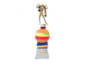 Trophy you DESERVE - I f@#king did it