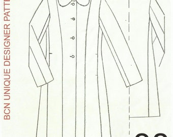 CASSOCK coat pattern. SIZE 38.-