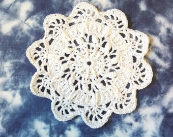 Little Cloud Doily