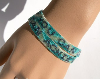 If you can dream it, you can achieve it. ~ Bracelet Pattern - Peyote Pattern