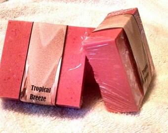 Tropical Breeze Bar Soap