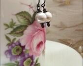 Pearl Earrings Small Pearl Earrings Pearl Bridal Earrings Daytime Earrings