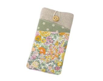 Liberty iPhone Case, iPhone 6S Case, iPhone 6S Plus Cover, iPod 6G, iPhone 6S Sleeve, iPhone 6 Plus Case, Floral iPhone Case, iPhone SE Case