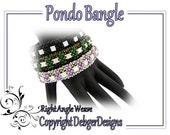 Pondo Bangle - Beading Pattern Tutorial