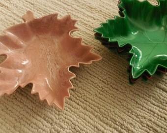 Four Leaf Bowls