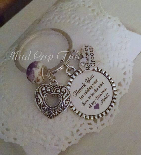 Wedding Gift For Mother Of The Groom Mother In Law By MadCapFun