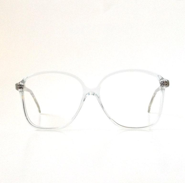 b4079d82b70 Round Clear Plastic Eyeglass Frames