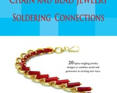 DIGITAL Chain and Bead Jewelry Soldering Connections eBook