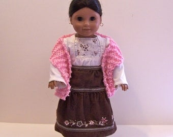 Workday Outfit for Josefina and Other 18 inch Dolls