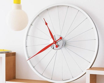 Bicycle Wheel Clock 18 inch