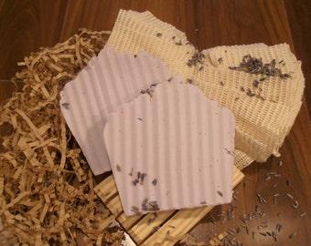 Lavender & Herb Whipped Soap Bar