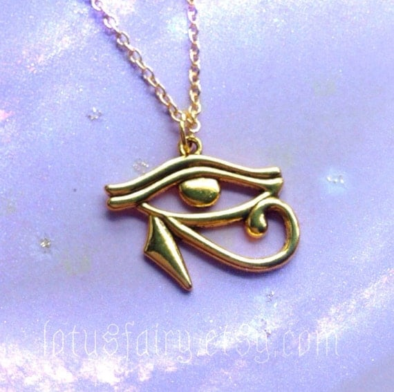 eye of rah necklace