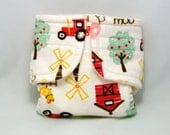 Baby Doll Diaper Farm - Size Large