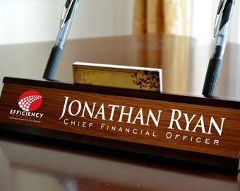 Personalized Name Plate Desk Name Plate