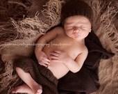 Burlap Blanket Photography Prop Burlap Layering Newborn Baby Photo Prop Mini Burlap Basket Filler Stuffer