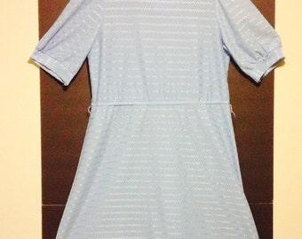 Vintage got the baby blues plus size dress 18