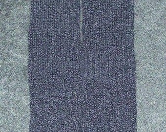 Short Slouchy Knitted Leg Warmers Grey & Specks of Black, Dance leg warmers, Leggins, Legwear, Boot Leg warmers'  Slouchy,