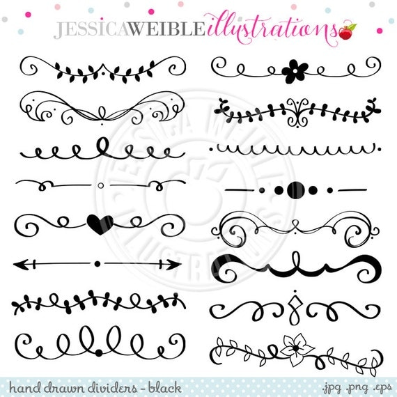 Cool Designs To Draw On Your Binder Black Hand Drawn Text ...