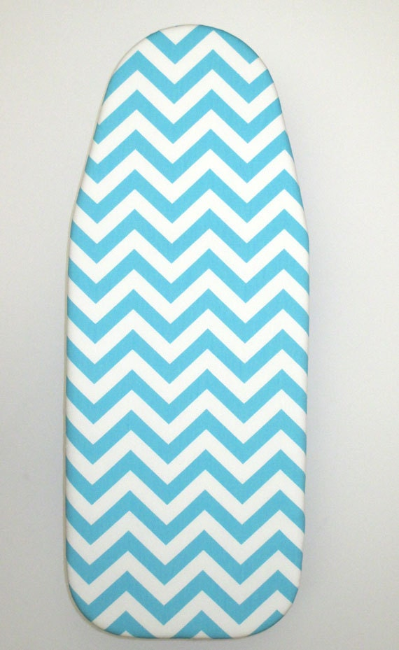 padded all in one tabletop ironing board cover turquoise. Black Bedroom Furniture Sets. Home Design Ideas