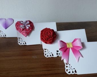 Wedding invitation's decoration