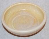 Small Cat Food Bowl  - Hunter Yellow