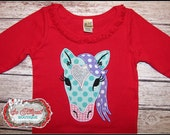 Girly Horse Shirt