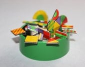 Magnetic Monster And Other Stuff Maker Toy