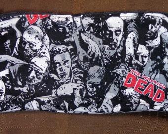 Walking Dead ZOMBIES TWD pouch