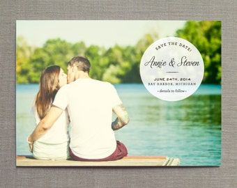 Artisanal Save the Date
