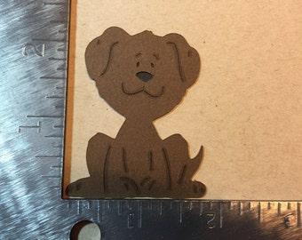 Dog Die Cut - small